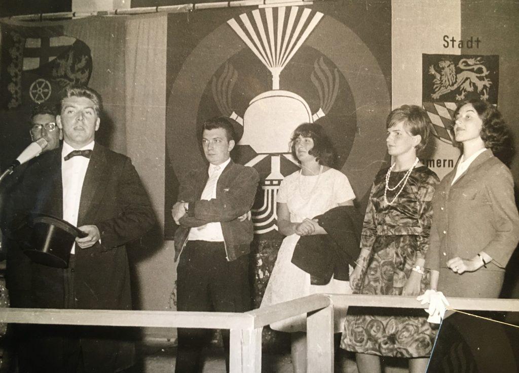 1964 - Die Erstgeburt
