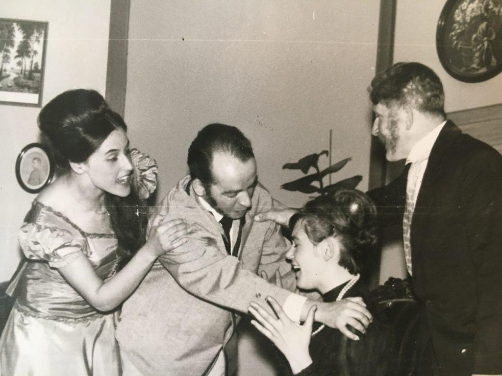 1965 - Ein Inspektor kommt