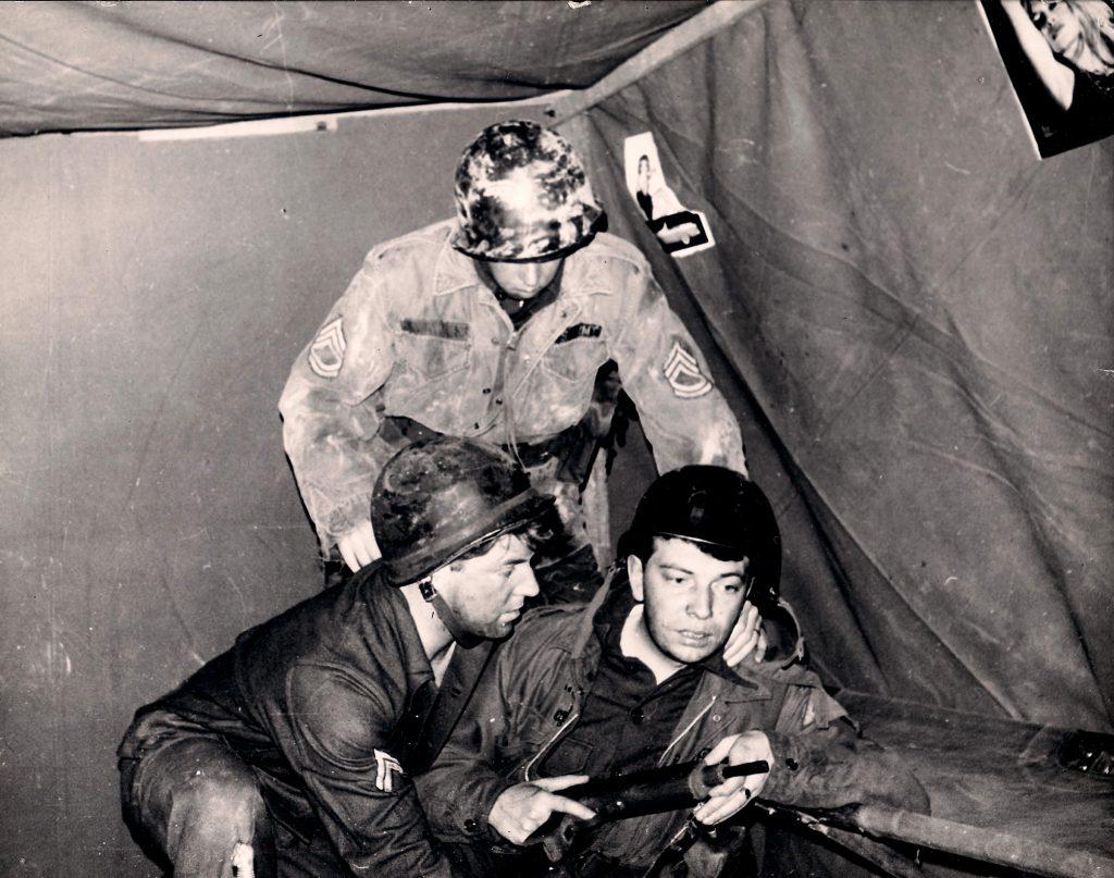 1966 - Der Mensch stirbt nicht zweimal